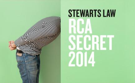 RCA Secret 2014